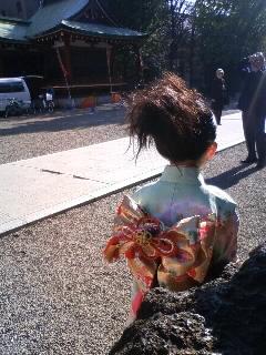 我が家最後の七五三と浅草神社とめんこい_f0113361_11491387.jpg
