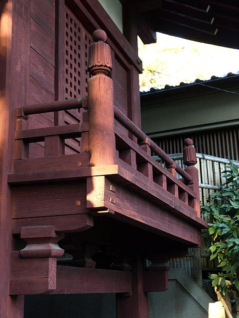 上野公園 ~ 護国寺 (11/21)_b0006870_2019520.jpg