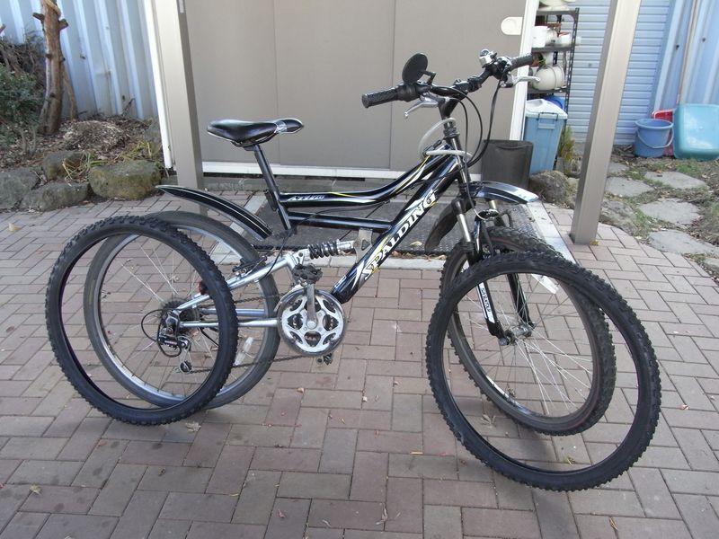 自転車も冬タイヤに_c0025115_22502696.jpg