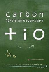 「tio→」 10周年ロゴ。  _f0190816_1371761.jpg