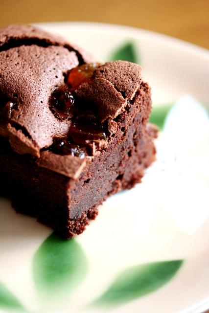 ホットチョコスティック*/ リッチなチョコレートケーキ ...