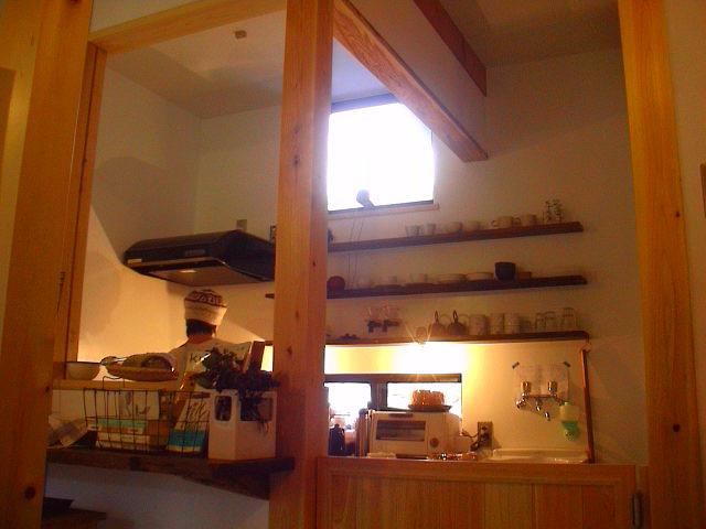 林の中の小さなカフェ。_e0060555_1295864.jpg