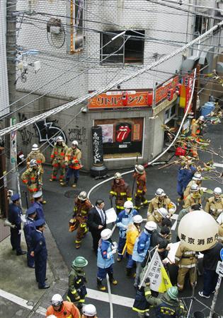 おとといライブしたすぐ上で火事 4人死亡[高円寺]_d0061678_14255298.jpg