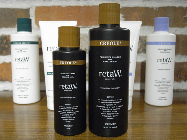 retaW FRAGRANCE BODY CREAM CREOLE* !_c0079892_20473894.jpg