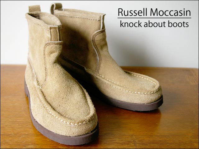 russell moccasin いろいろ入荷_f0051306_13395985.jpg