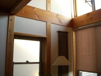 真壁作りの家☆_c0152341_18102661.jpg