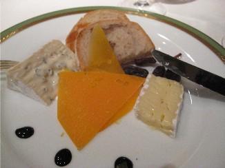 ロイヤルパークホテル レストラン「パラッツオ」_f0007061_2354585.jpg