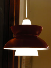 Pendant Light (DENMARK)_c0139773_18562826.jpg
