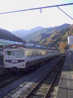 秩父鉄道のチョコ塗装_e0013178_19441516.jpg