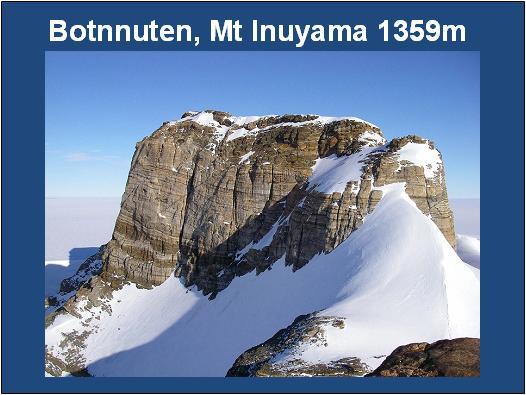 The mountains around Syowa Station 3_e0064783_9242834.jpg