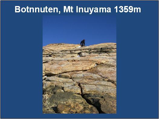 The mountains around Syowa Station 3_e0064783_9312482.jpg