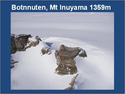 The mountains around Syowa Station 3_e0064783_9314840.jpg