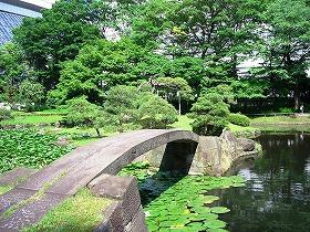 内庭・寝覚の滝 (小石川後楽園 ⑧ 江戸の庭園)_c0187004_2163618.jpg