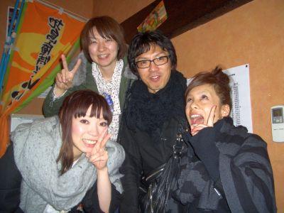 二次会☆in新潟です~_f0158908_17293237.jpg