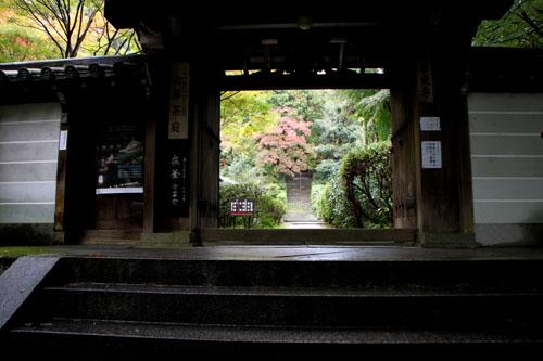 今熊野 来迎院_e0048413_19552272.jpg