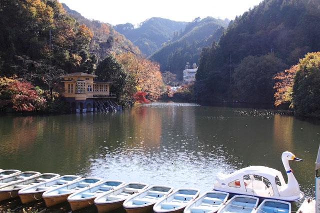 鎌北湖の紅葉_d0026817_0531061.jpg