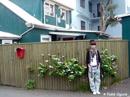 原田知世アイスランド・レコーディング、その9(最終回): ラストスパートでPV撮影!_c0003620_17561497.jpg
