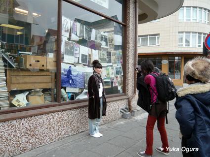 原田知世アイスランド・レコーディング、その9(最終回): ラストスパートでPV撮影!_c0003620_1758071.jpg