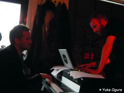 原田知世アイスランド・レコーディング、その9(最終回): ラストスパートでPV撮影!_c0003620_187373.jpg