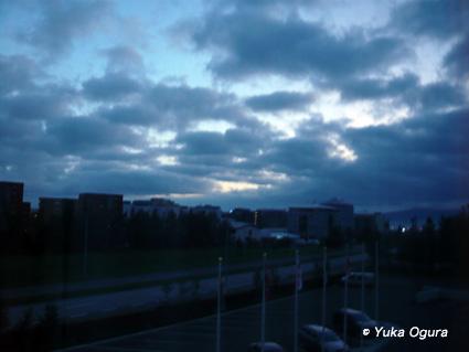 原田知世アイスランド・レコーディング、その9(最終回): ラストスパートでPV撮影!_c0003620_1892867.jpg