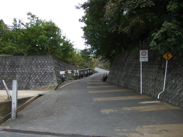 串掛林道を縦断する その1 海田町三迫~上横走橋_b0095061_19132546.jpg