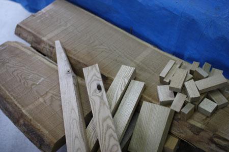 木工教室 犬のごはん台 その1_d0075863_21571684.jpg
