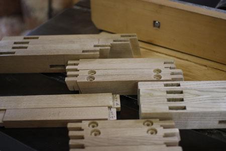 木工教室 犬のごはん台 その1_d0075863_21573347.jpg