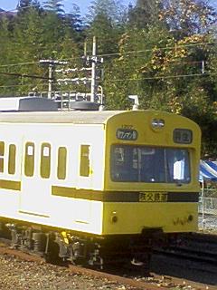 乗りたかった秩父鉄道の1007Fカステラ電車_e0013178_9195473.jpg