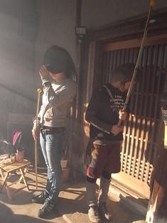 """紅葉トレッキング(金剛山)&バームクーヘン作り終了~""""_e0111396_10513528.jpg"""
