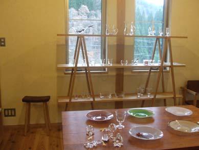 8823/glasswork  沖澤康平さんを訪ねて。_e0187897_21385531.jpg