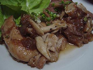 鶏のオニオンソテー_c0025217_232126100.jpg