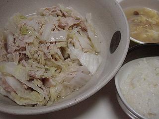 豚バラと白菜の重ね蒸し_c0025217_23491353.jpg