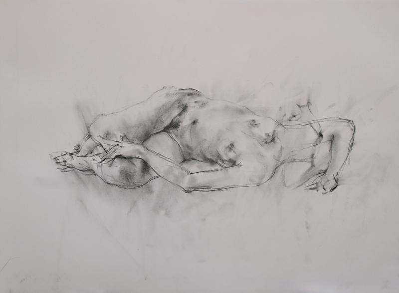 裸婦素描_f0159856_7445572.jpg