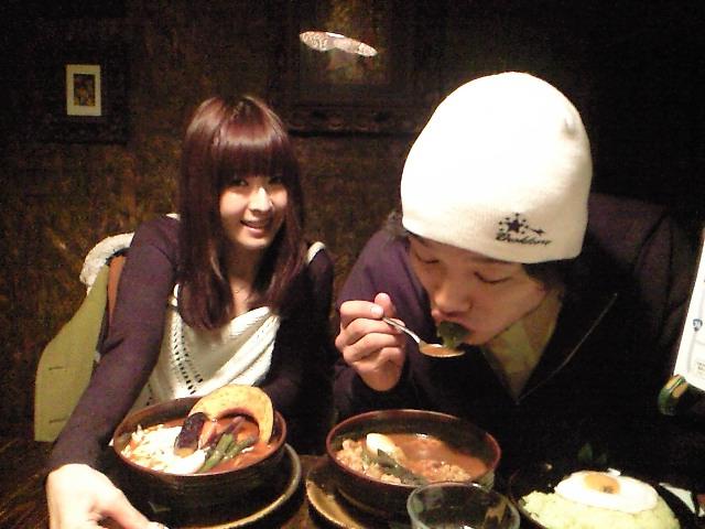 札幌と言えばスープカレー☆_c0151965_14162959.jpg