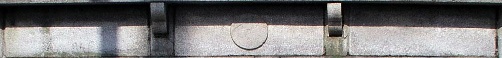 家紋などの諸紋のみが表現される欄間部(その2)_e0113570_21375417.jpg