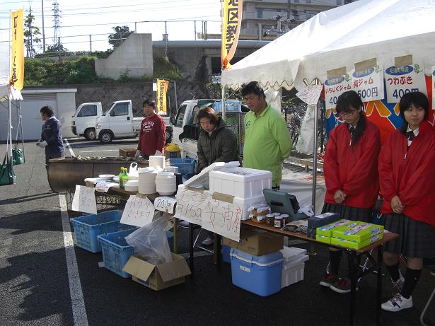 広教育祭に若部海参上(*^_^*)_e0175370_16582691.jpg