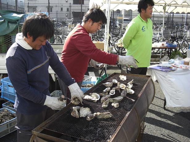 広教育祭に若部海参上(*^_^*)_e0175370_178661.jpg