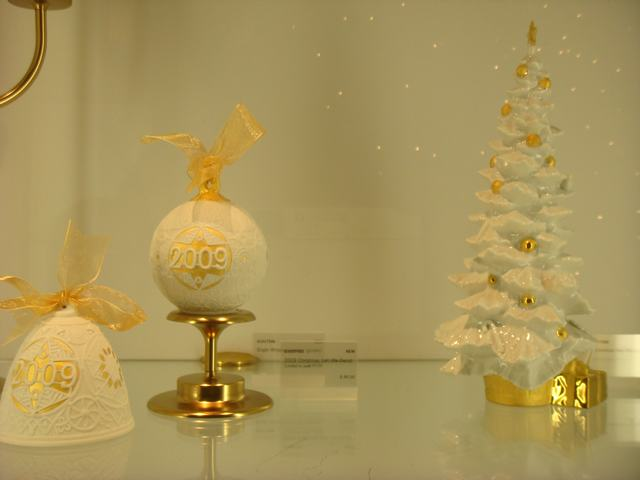 スペインのLLADROはクリスマス一色の今日、_d0100880_10131886.jpg