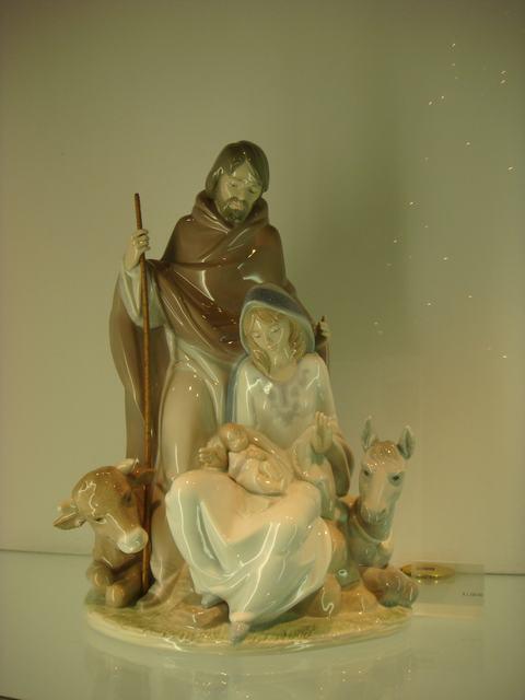 スペインのLLADROはクリスマス一色の今日、_d0100880_1015474.jpg