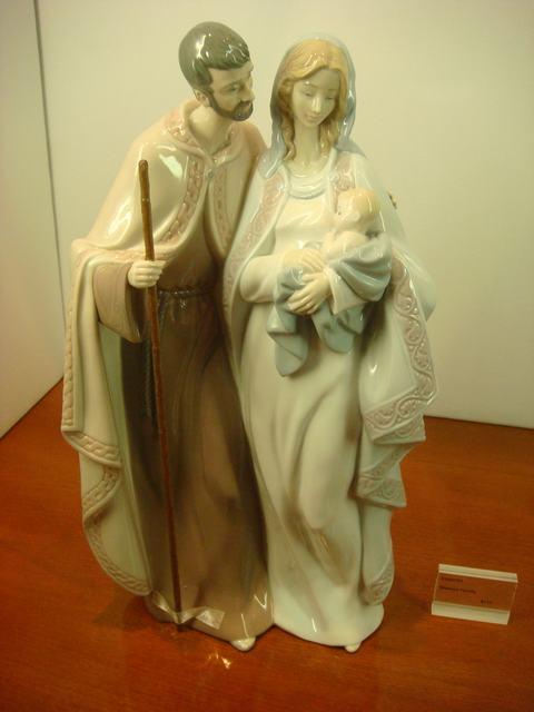 スペインのLLADROはクリスマス一色の今日、_d0100880_10164062.jpg