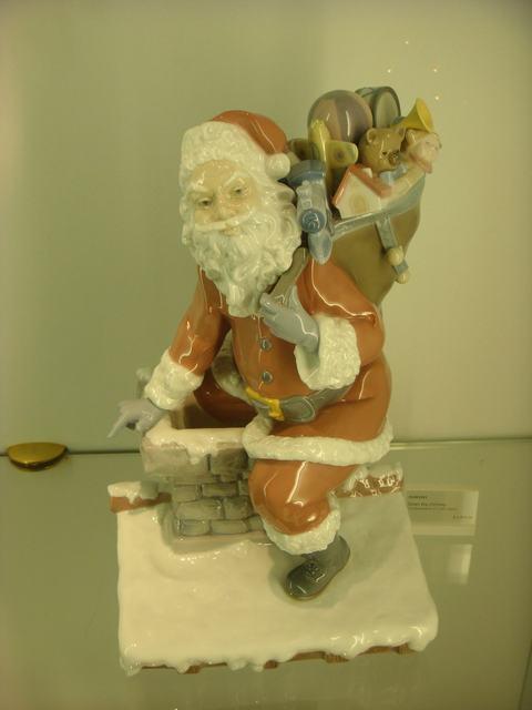 スペインのLLADROはクリスマス一色の今日、_d0100880_1017547.jpg