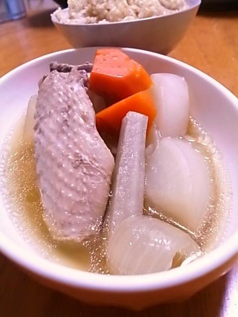 【根菜】鶏肉と根菜の和風ポトフ_d0122797_2351019.jpg