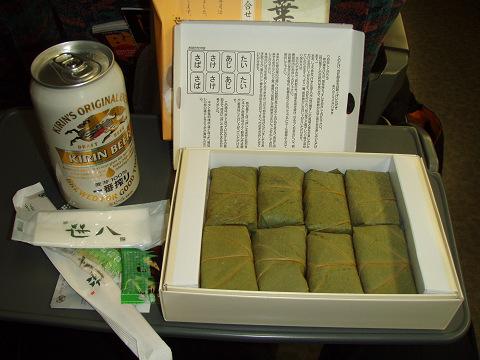 柿の葉寿司_b0074601_2317730.jpg