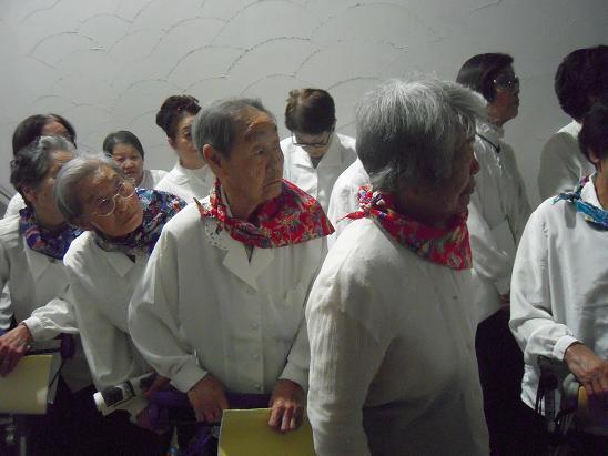 『後期高齢者合唱団』 市民音楽祭参加!!後編  の巻 _e0164724_20413130.jpg