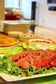 今年最後のヒロコさんのお料理教室_e0160528_1335640.jpg