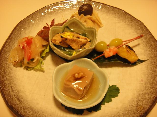 とても美味しい京都名物オイル焼きだったのですが、スタッフの教育とサービスが悪いとお勧めできません。_a0143437_1884448.jpg
