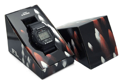 FUTURA x CASIO G-SHOCK part 2 発売日決定 !!!_b0172940_1838767.jpg