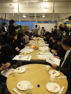 11/25 東京都市大学 柿の品評会_f0138645_6495089.jpg