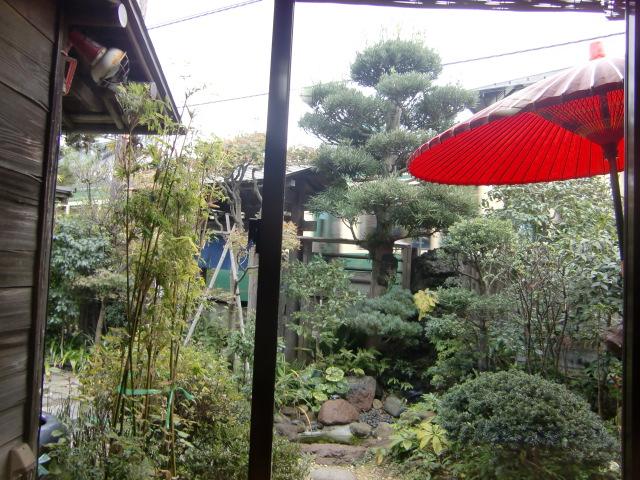 鎌倉散歩№2 和田塚 無心庵_d0080653_17401164.jpg