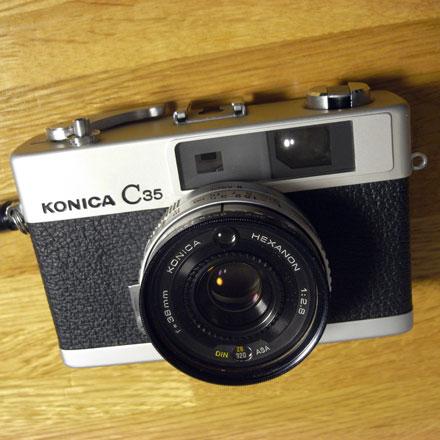 "KONICA C35  1968年発売の\""ジャーニーコニカ\""_f0117059_20391336.jpg"